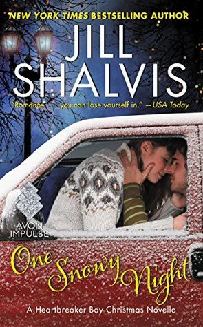 "BOOK REVIEW: ""One Snowy Night"" by Jill Shalvis (Heartbreaker Bay 2.5). Reviewed by The Bookwyrm's Hoard"