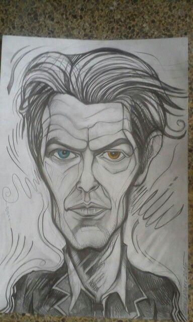 David Bowie artist Giovanni Latorre