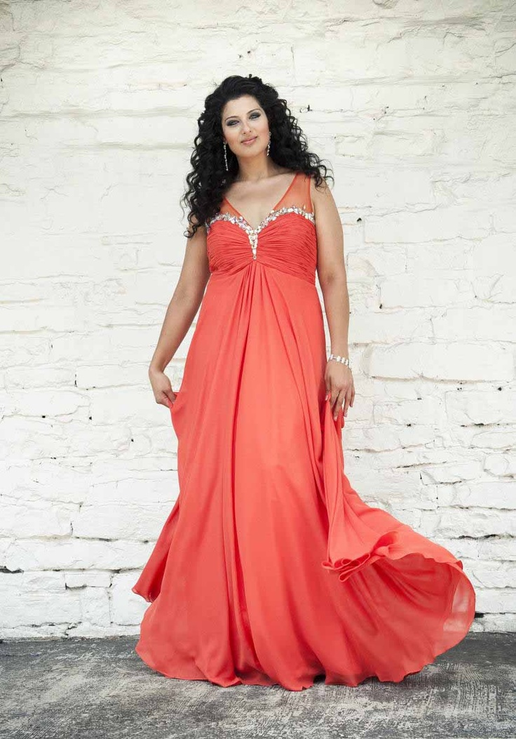 Where To Fine Dresses For Prom In Plus Size 38