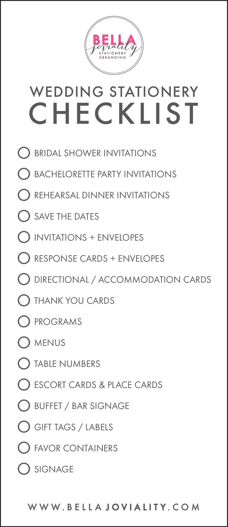 Wedding Registry Checklist on Pinterest Wedding registry list, Gift ...