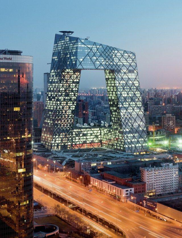 Imagenes de las ciudades mas pobladas del mundo Beijing, China