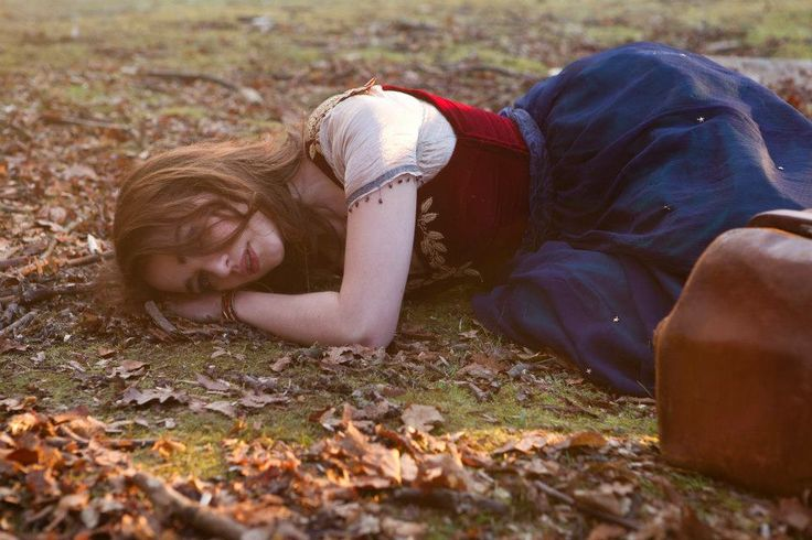 Emilia Clarke in Shackled (2012).