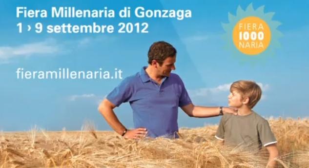Fiera Millenaria di Gonzaga Mantova Italy