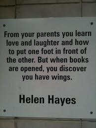 Open the book.  Fly away.