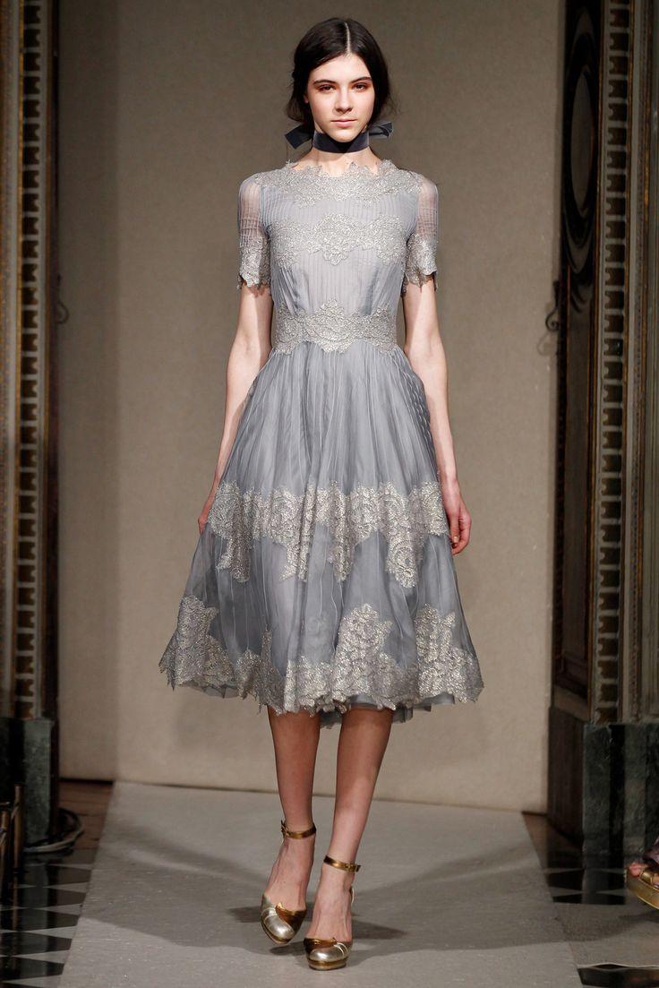 Luisa Beccaria Fall 2014 Ready To Wear