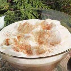 """Mocha Punch with Ice Cream   """"This was the hit of my daughter's bridal shower brunch. I served 2 kinds of punch but had to make another batch of this one half way through the shower!"""""""