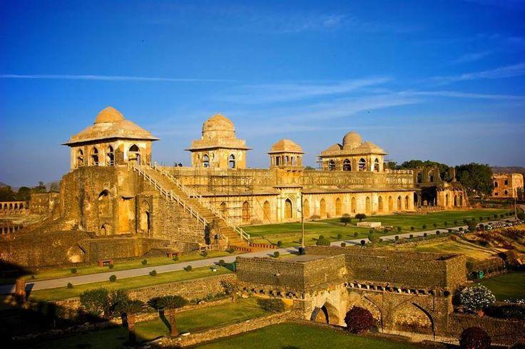 Jahaz Mahal - Mandu, India