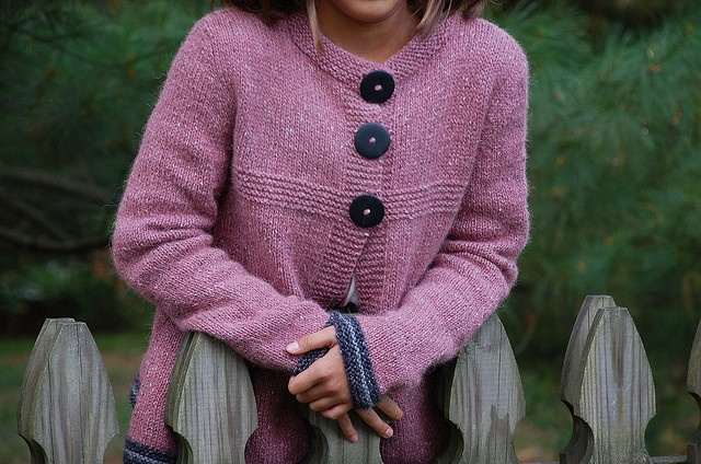 Love this tween girl knit sweater. | Knitting for Girls ...