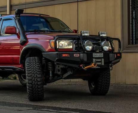 1995 toyota 4runner front bumper