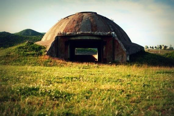 Underground Bunkers   underground bunker for sale deepest underground shelters/homes