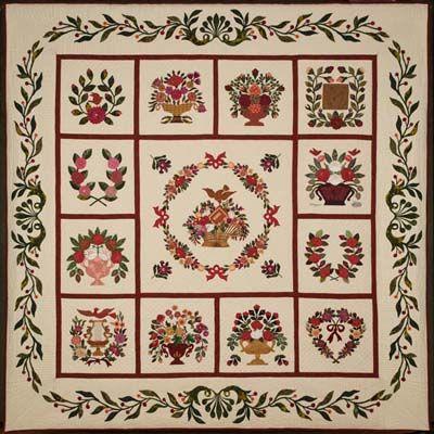 449 best Baltimore Album Applique quilts images on Pinterest ... : quilt shows in florida - Adamdwight.com