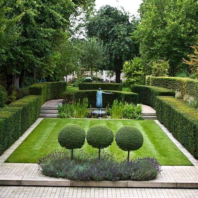 The Gardens Are A Part Of Paradise For Our World As Seen For All The Places We Always Wan Formal Garden Design Mediterranean Garden Design Small Garden Design