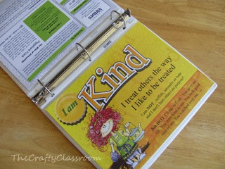Review of the Teacher's We Choose Virtues Kit by @CraftyClassroom