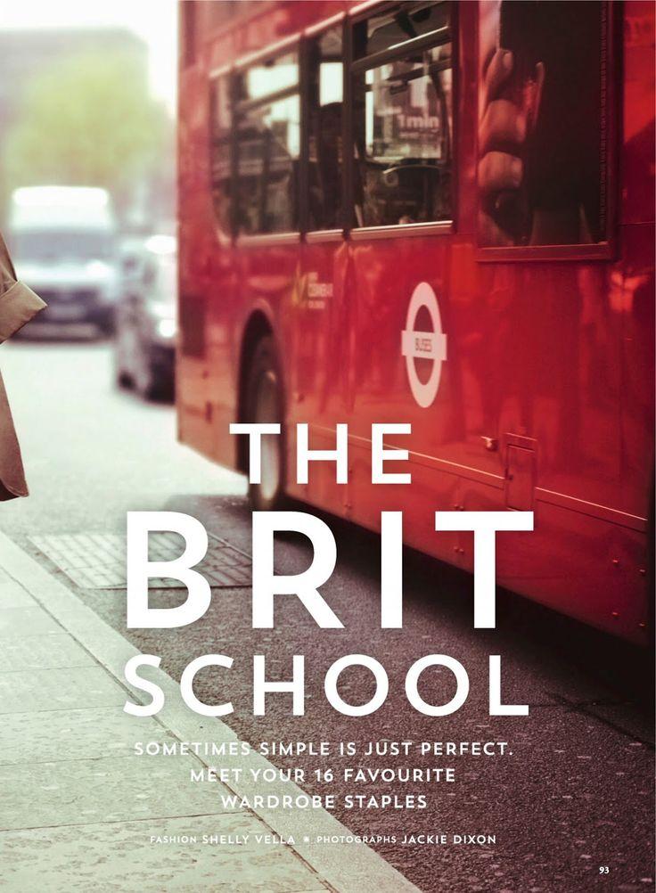 the brit school: poli korol by jackie dixon for uk cosmopolitan august 2014