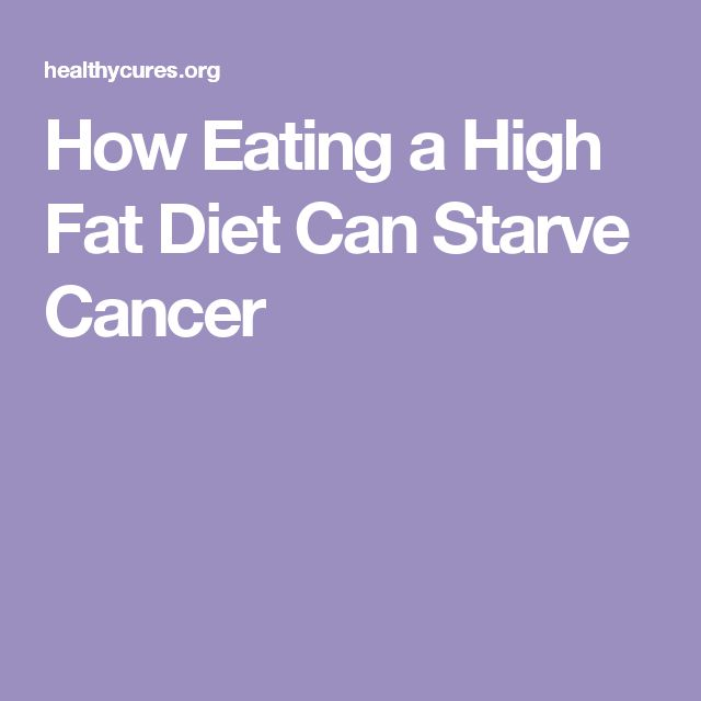 17 Best images about Cancer - Ketogenic Diet on Pinterest ...