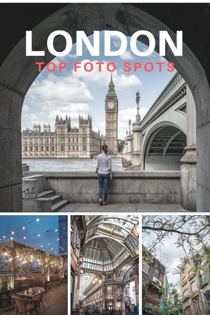 Top Photospots für London // Reisetipps   – London, Baby