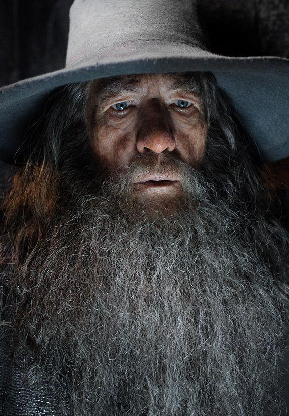 Best Gandalf The GreyThe White Images On Pinterest Middle - Sad production hobbit reveals something never imagine