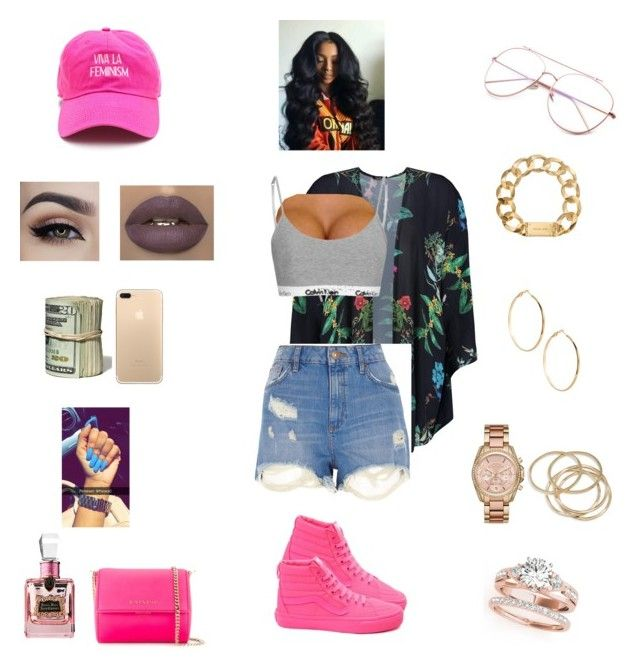 """""""Happy National Bestfriend Day S/o to my bestie 5 years strong KT4L 💪💕👭🌹😻"""" by angel-magwood on Polyvore featuring Boohoo, Givenchy, River Island, Michael Kors, Juicy Couture, GUESS by Marciano and ABS by Allen Schwartz"""