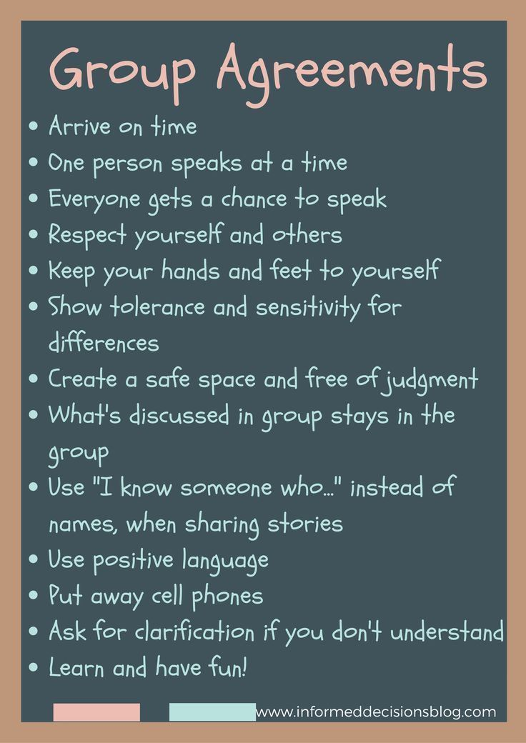 12 Ways To Avoid Misbehavior In A Classroom Or Group Setting
