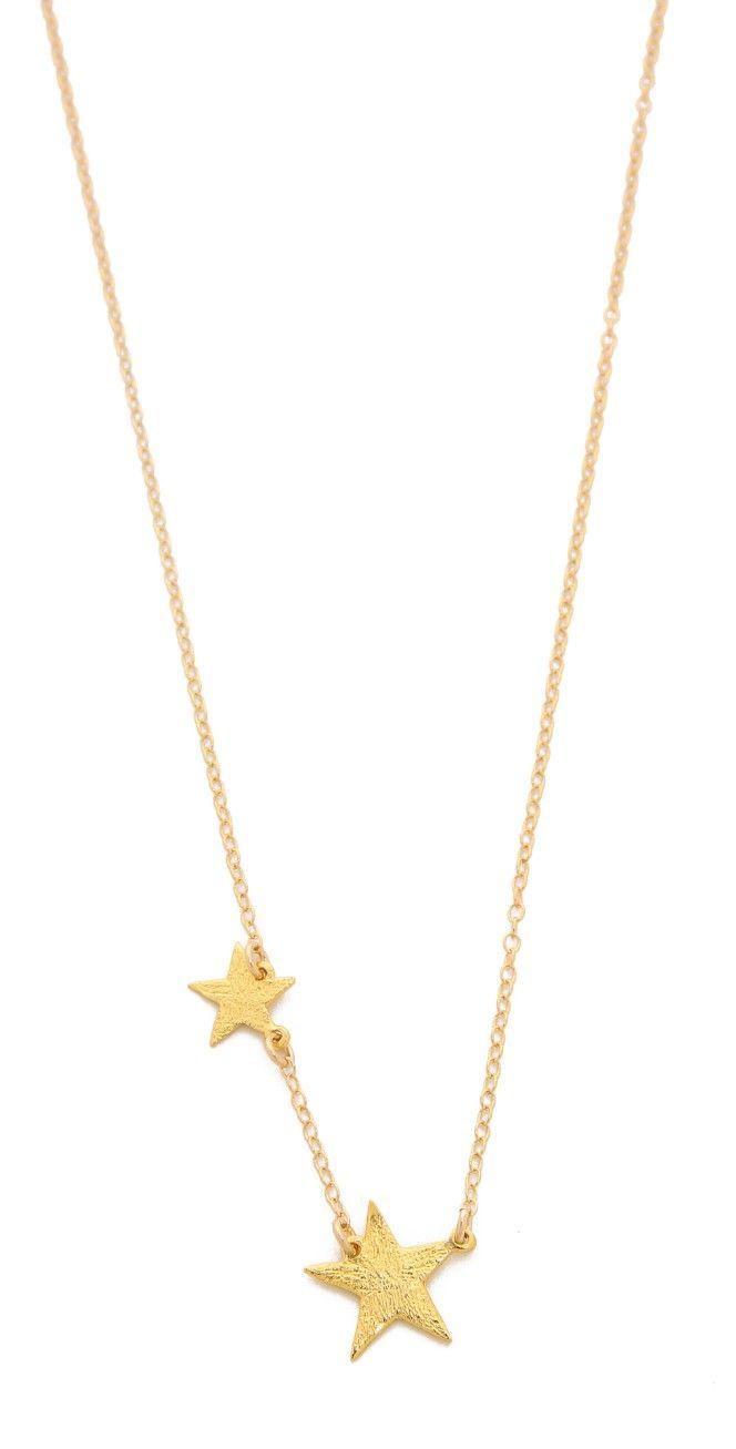 Gorjana Super Star Necklace | SHOPBOP