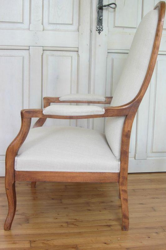 Les 25 meilleures id es concernant fauteuil voltaire sur for Tissu d ameublement fauteuil