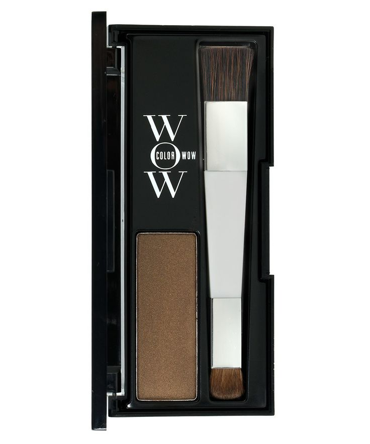The Best Root Touch-Up for Every Hair Type - Best Powder: Color Wow Root Cover Up from InStyle.com