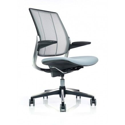 Humanscale Diffrient Smart chair.  FREE shipping in Canada at Ugoburo.ca