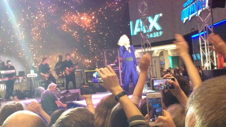 Полина Гагарина в ТРЦ ОКЕАНИЯ 15 октября 2016