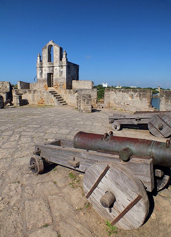 Diu Fortress - India