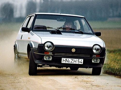 mesmomeugenero:  Fiat Ritmo