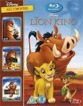 The Lion King 1-3 Blu-ray 10.74 @ Xtravision