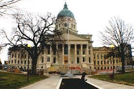 Topeka. Capital del estado de Kansas en Estados Unidos.