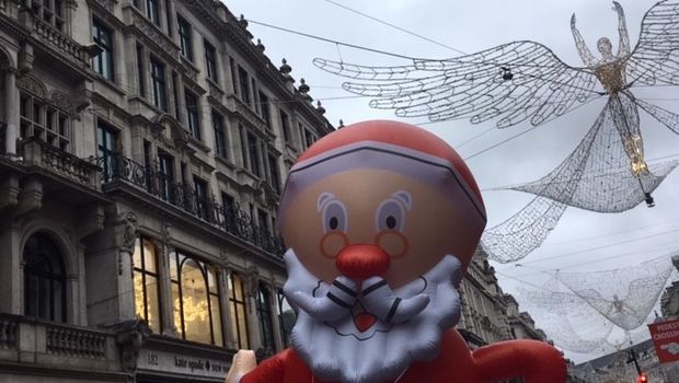 Hamleys Christmas Toy Parade brings new and classic toys to Regent Street