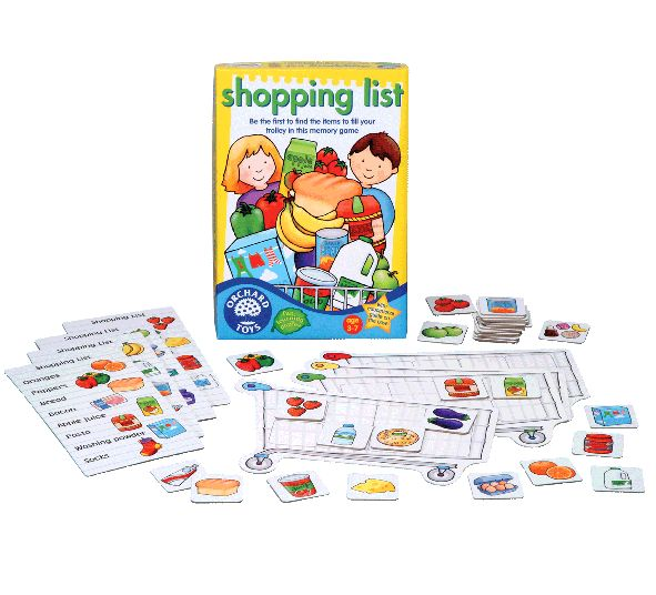 ***BOUGHT***  Orchard Toys - Shopping List Shop Online - iQToys.co.nz