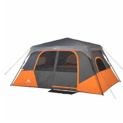 Ozark Trail 8 Person 2 Room Instant Cabin Tent *** Additional details found at the image link  : Hiking tents