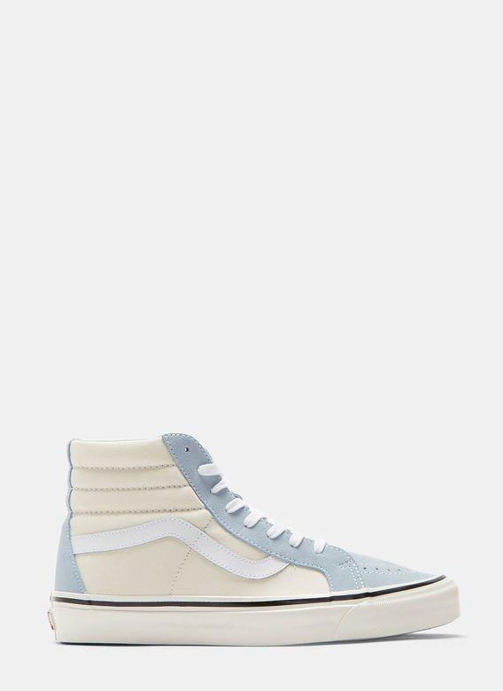 Men's Designer Trainers Shoes   Discover Now LN-CC - Sk8-Hi 38 DX Anaheim Factory Sneakers