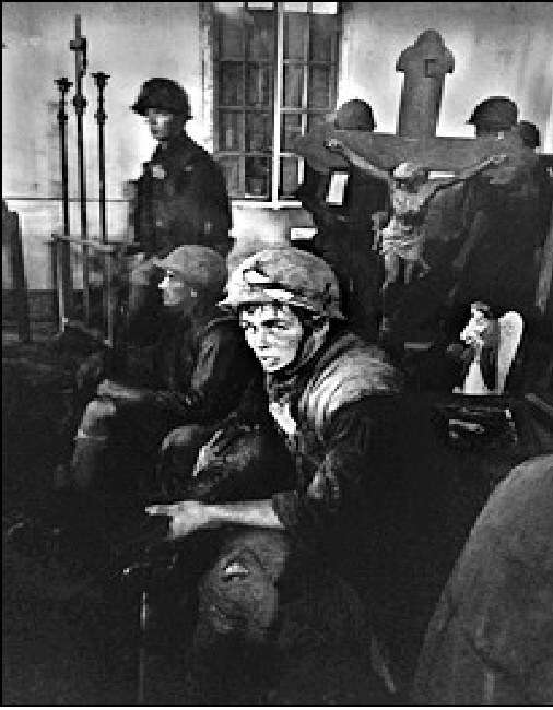 account of the horrors of the vietnam war Troyer was like other soldiers in that he didn't question the draft or the vietnam  conflict his father and grandfather had served in war, so that's what he would do .