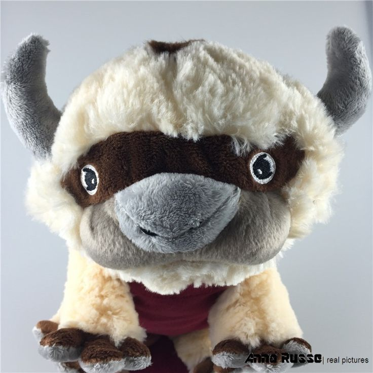 The Last Airbender Movie Appa: 17 Best Ideas About Avatar Animals On Pinterest