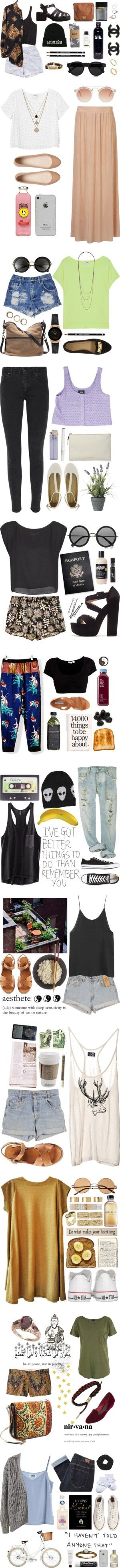 """""""Favorites"""" by mackenziemiller1234 ❤ liked on Polyvore"""