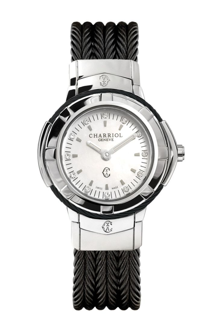 fashionwindows pave watches double pavedoublerow whitepearl watch carolee network pearl white row collection launches