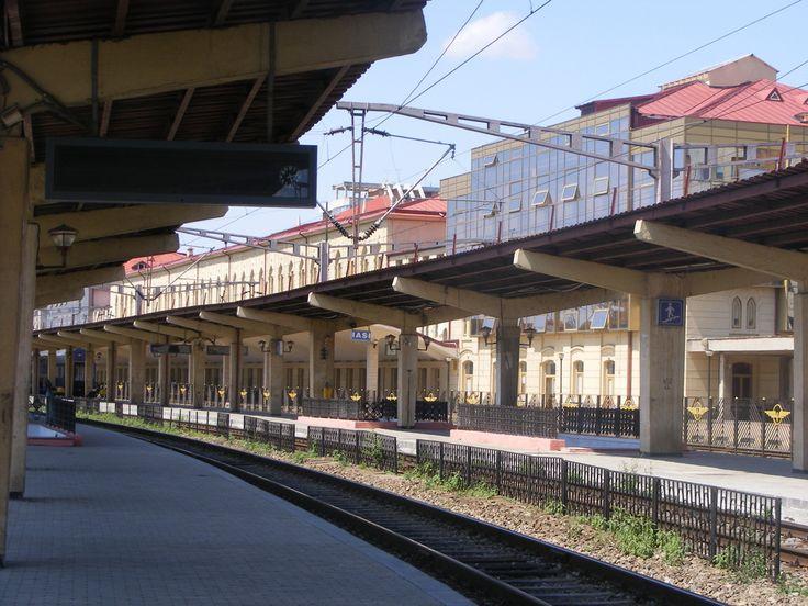 Iași (600) - Pagina 4- Railway station - Romania