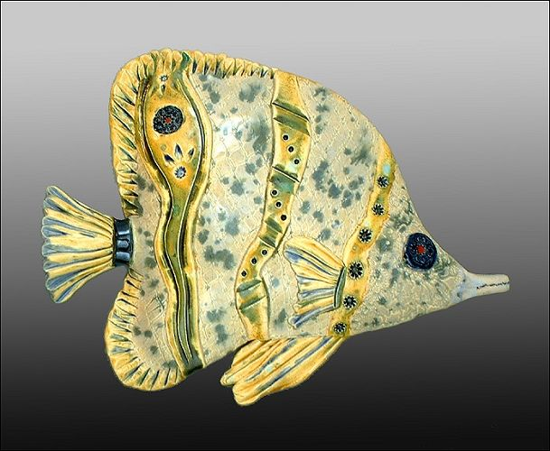 370 best Clay Fish images on Pinterest   Ceramic fish, Clay fish and ...