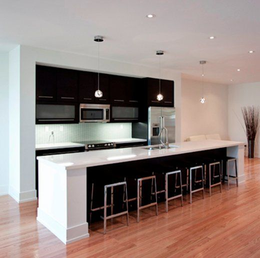 modern kitchen bar stools kitchen islands with table ...