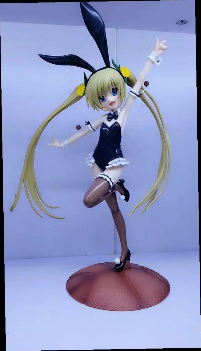 44.91$  Buy here - http://aliwp9.worldwells.pw/go.php?t=32731164384 - Spot Anime Toys Hand Office Earners Ro-Kyu-Bu! Black Bunny Dress Girl Hand To Do 44.91$