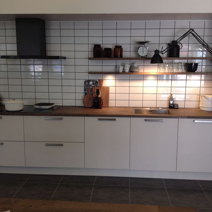 HTH Kitchen ...  Metro tiles