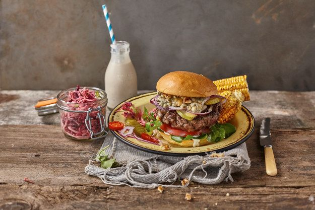 Meat and Shake   15 Ways To Celebrate National Burger Day