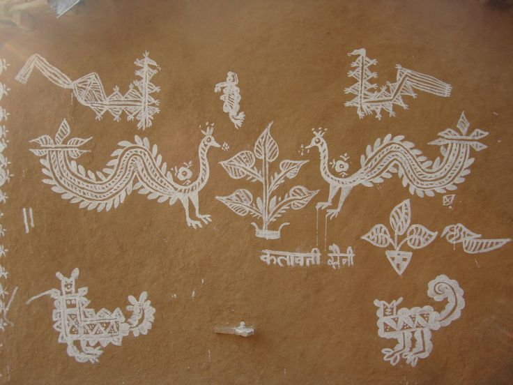 Climber & Explorer: Mandana Paintings as House Art in Rural Rajasthan
