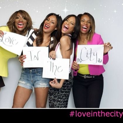 """Love Is Hard When You Have No Self Love:"" The Ladies Of ""Love In The City"" Talk Finding And Sustaining Relationships"