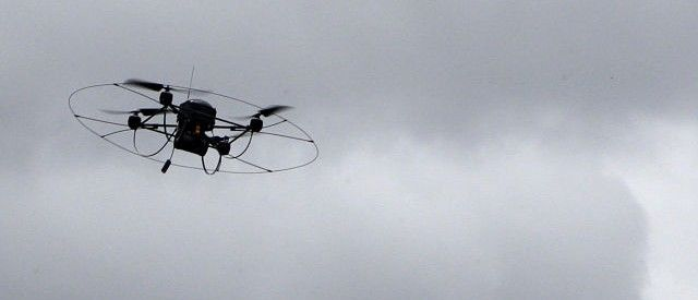 Hackers build drone that steals TONS of sensitive smartphone data