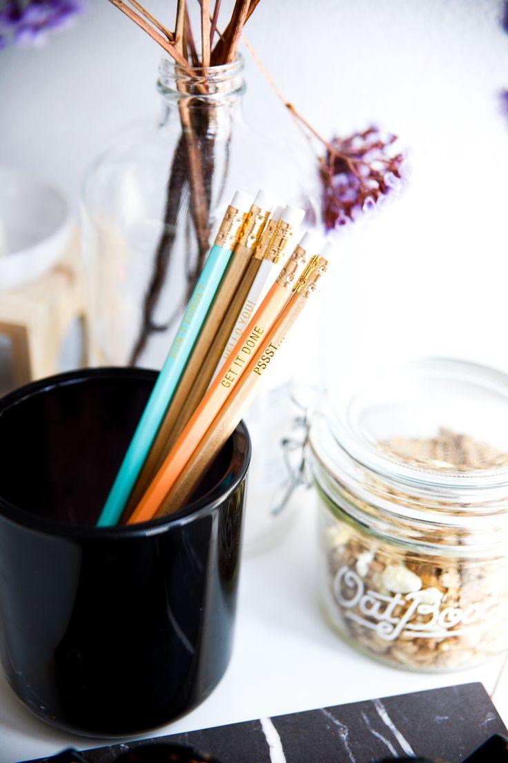 Buy now! Inspiration pencils